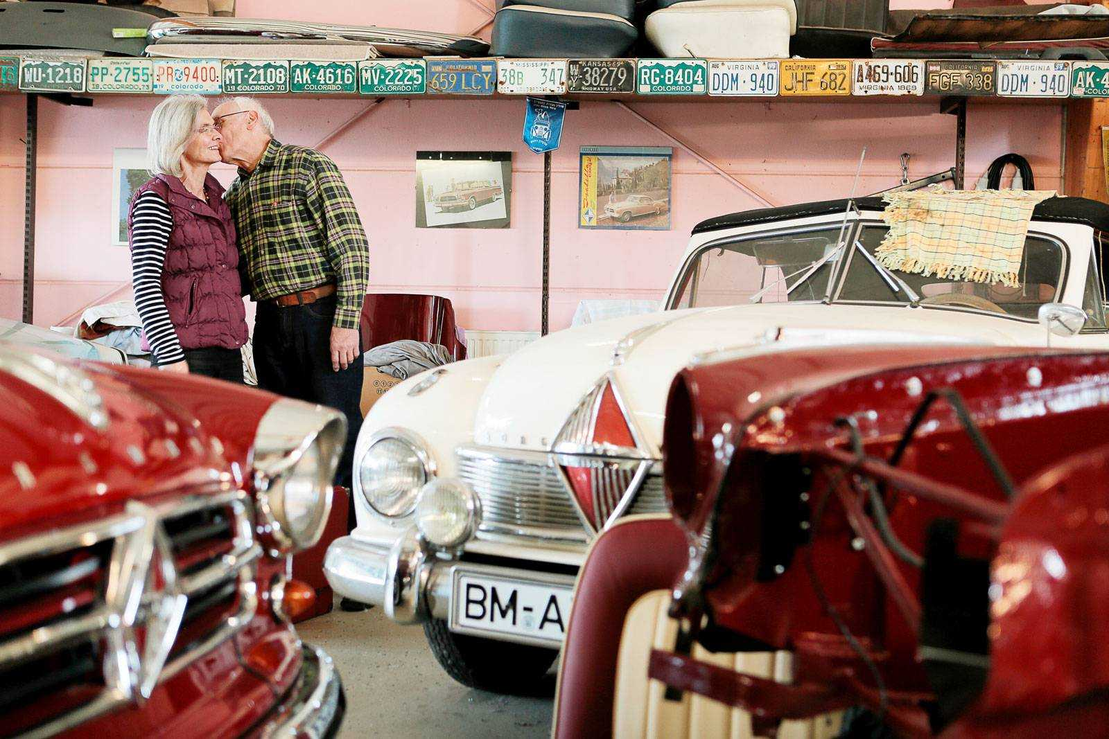 Passion of enthusiasts from borgward