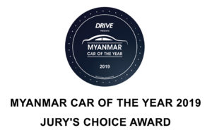 Myanmar Car of the Year 2019